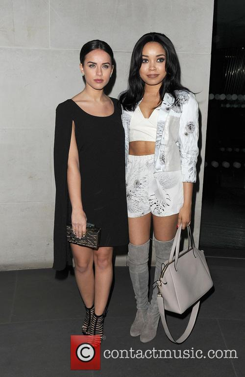 Georgia May Foote and Dionne Bromfield 7