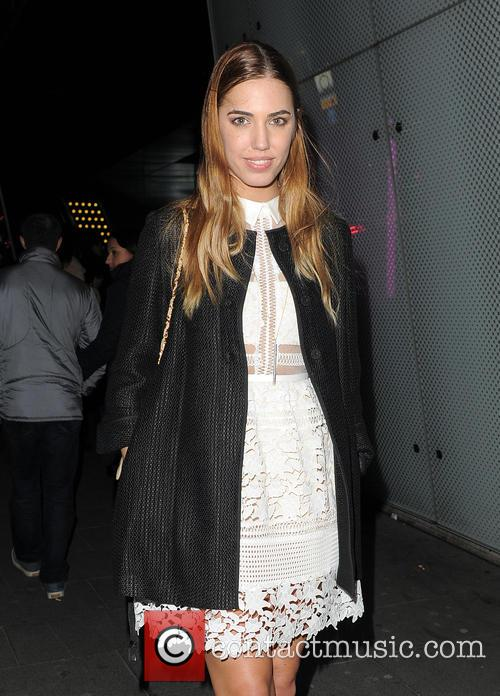 London Fashion Week party at the W London...