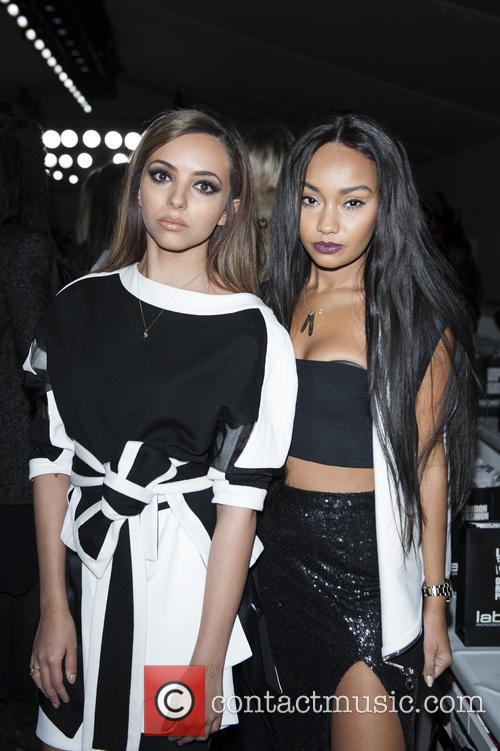 Jade Thirlwall and Leigh-anne Pinnock 2