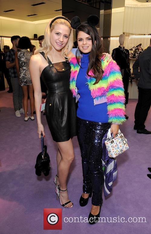Pixie Lott and Bip Ling