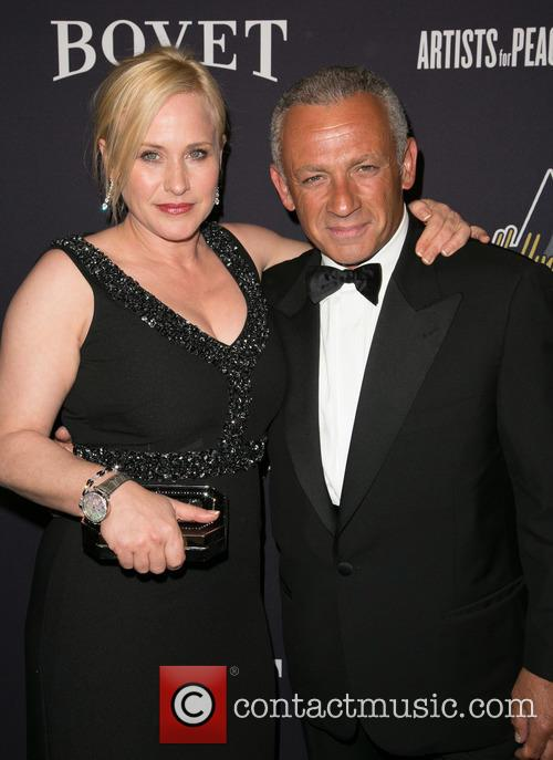 Patricia Arquette and Pascal Raffy 3