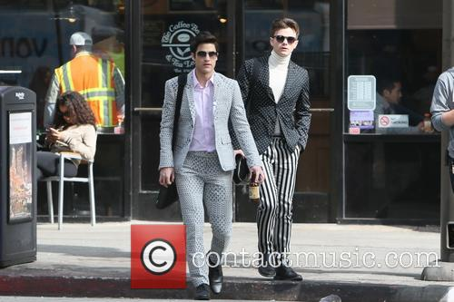 Chris Colfer and Darren Criss 4