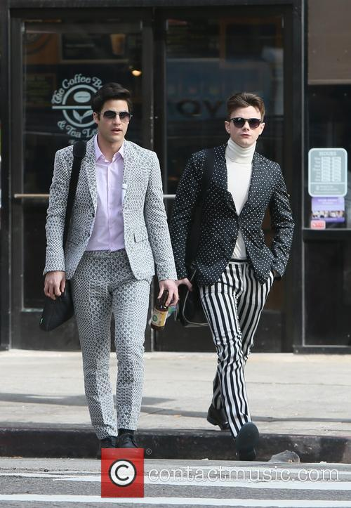 Chris Colfer and Darren Criss 5