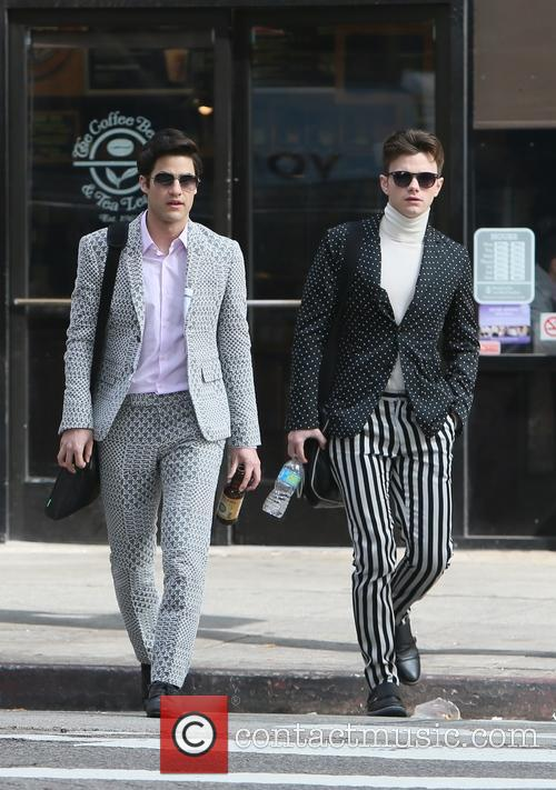 Chris Colfer and Darren Criss 7