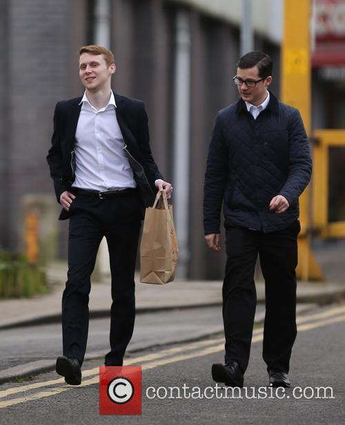 Eastenders, Jamie Borthwick and Harry Reid 5