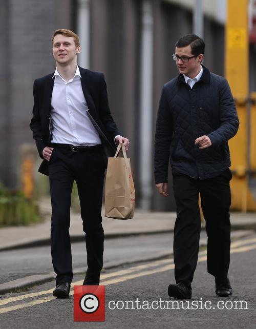 Eastenders, Jamie Borthwick and Harry Reid 6