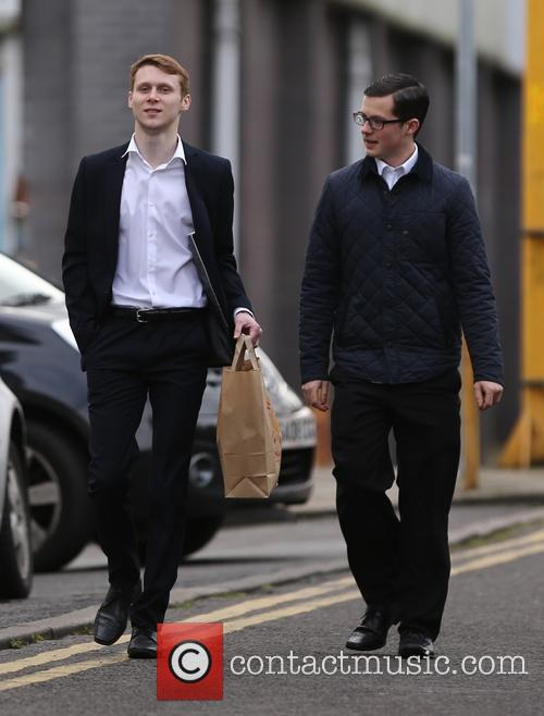 Eastenders, Jamie Borthwick and Harry Reid 7