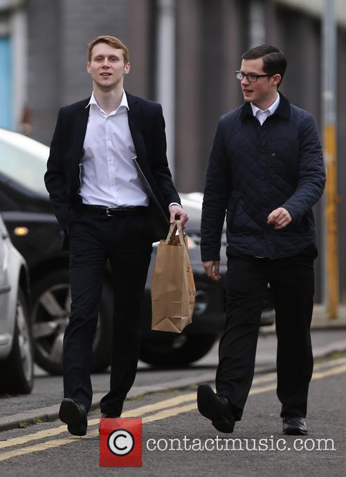Eastenders, Jamie Borthwick and Harry Reid 8