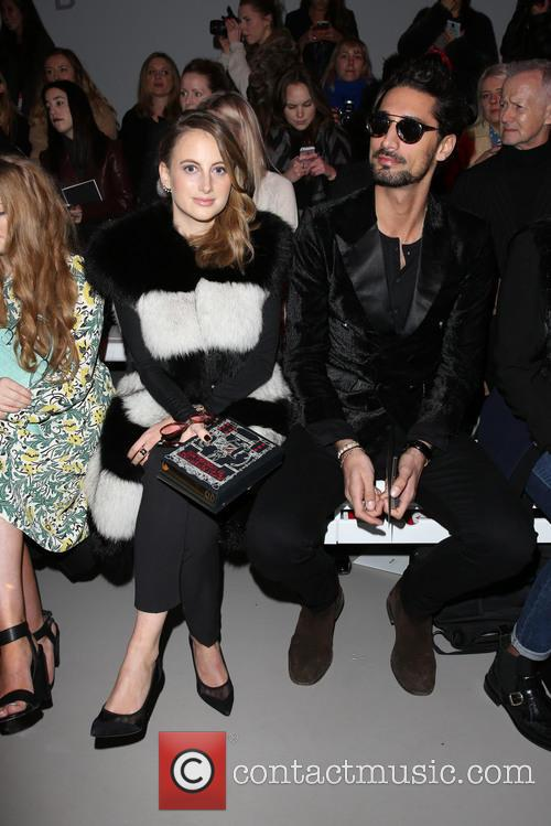 Rosie Fortescue and Hugo Taylor 4