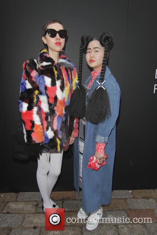 London Fashion Week Autumn/Winter 2015 - Celebrity Sightings