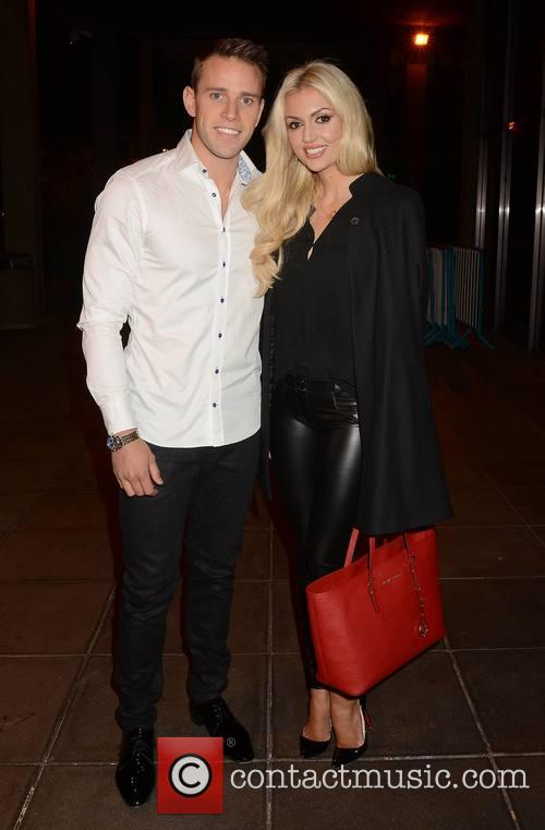 Wesley Quirke and Rosanna Davison 2
