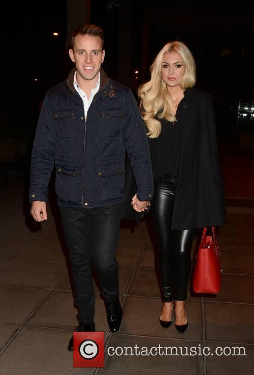 Wesley Quirke and Rosanna Davison 4