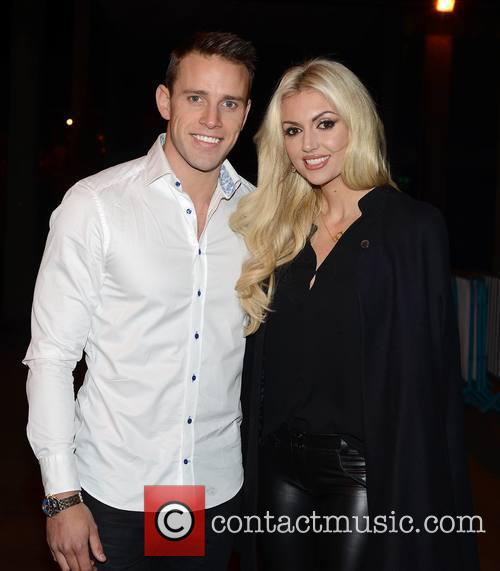 Wesley Quirke and Rosanna Davison 1
