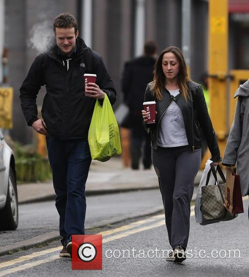 Natalie Cassidy and Marc Humphreys 10