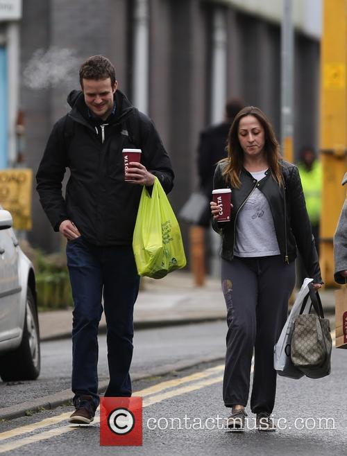 Natalie Cassidy and Marc Humphreys 11