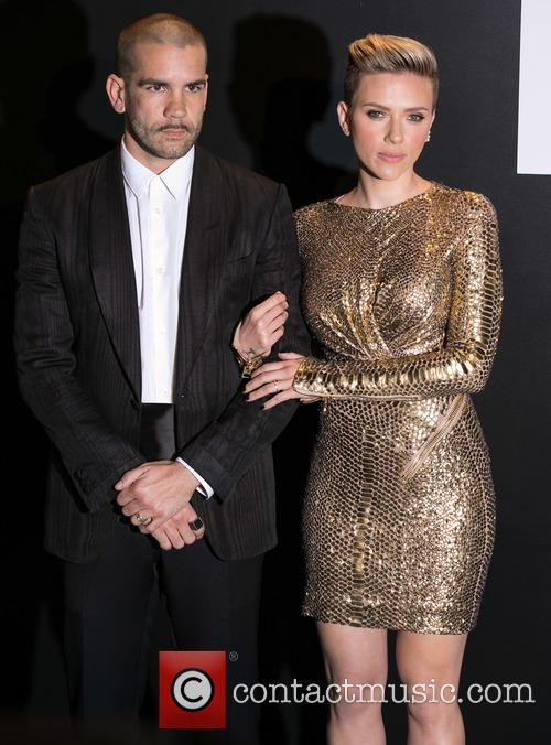 Romain Dauriac and Scarlett Johansson 5