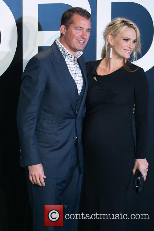 Scott Stuber and Molly Sims 2