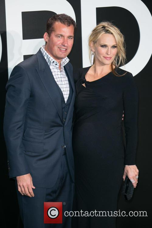 Scott Stuber and Molly Sims 3