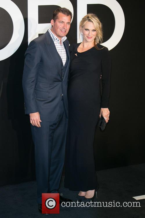 Scott Stuber and Molly Sims 4