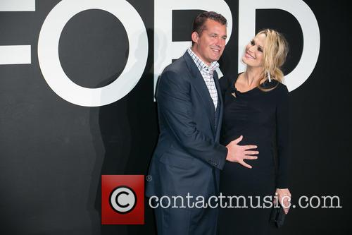 Scott Stuber and Molly Sims 1