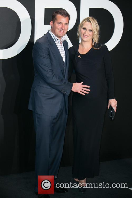 Scott Stuber and Molly Sims 7