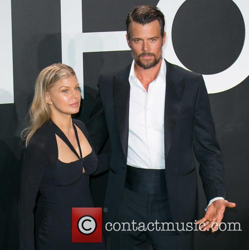Fergie and Josh Duhamel 2