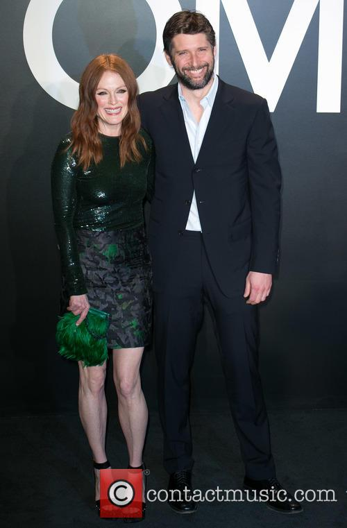 Julianne Moore and Bart Freundlich 6
