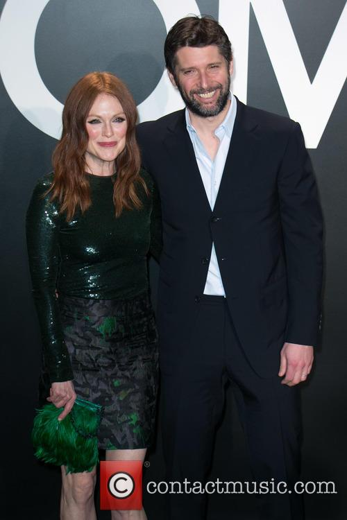 Julianne Moore and Bart Freundlich 7