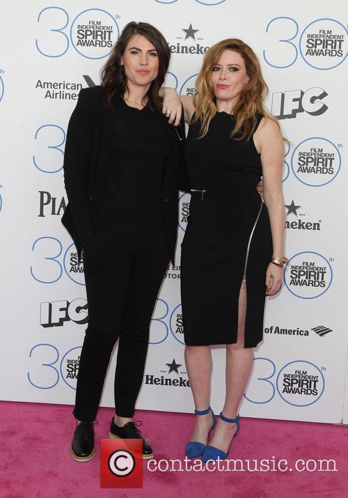 Clea Duvall and Natasha Lyonne 2