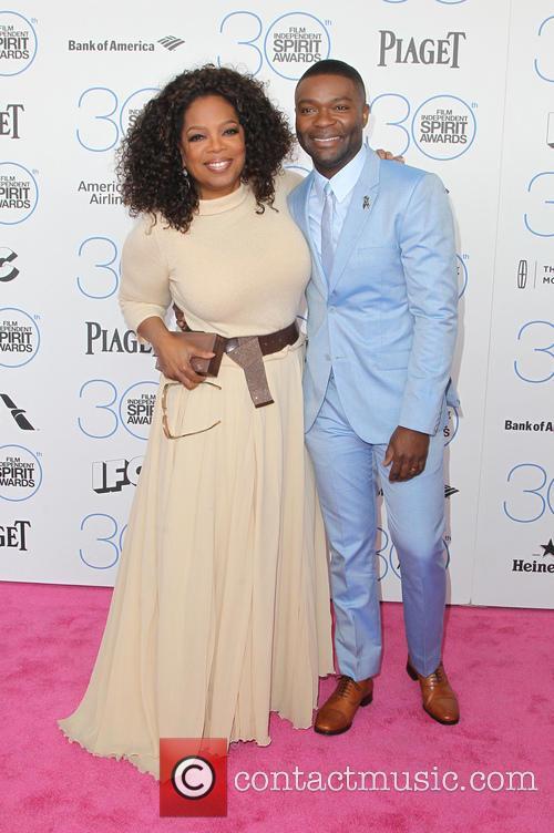 Oprah and David Oyelowo 2