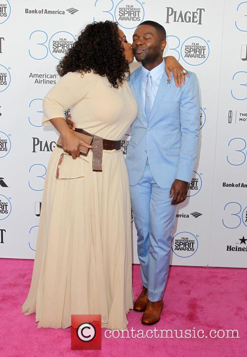 Oprah and David Oyelowo 1