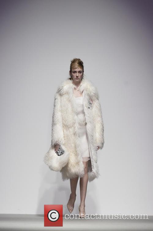 London Fashion Week Autumn, Winter, Holly Fulton and Catwalk 2