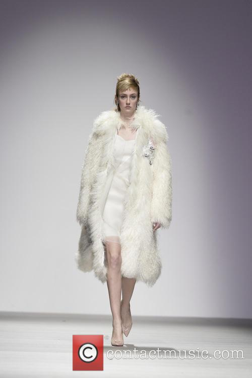 London Fashion Week Autumn, Winter, Holly Fulton and Catwalk 3