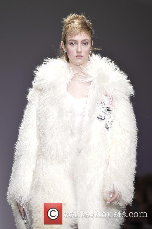 London Fashion Week Autumn, Winter, Holly Fulton and Catwalk 4
