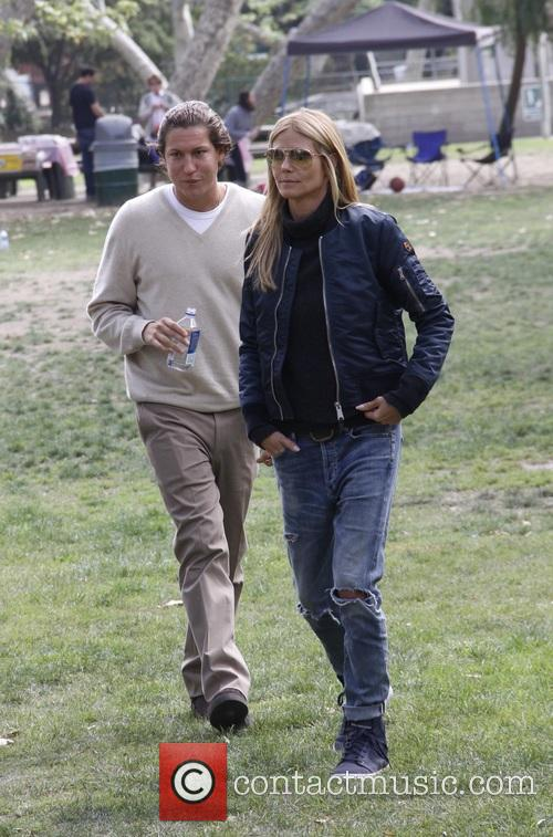 Heidi Klum and Vito Schnabel 4