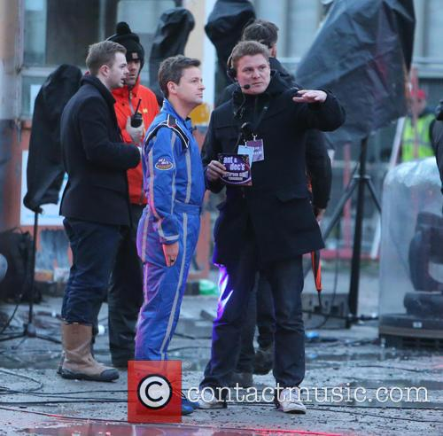 Declan Donnelly and Ant & Dec 5