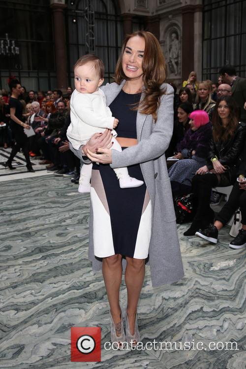Tamara Ecclestone and Baby Sophia 2