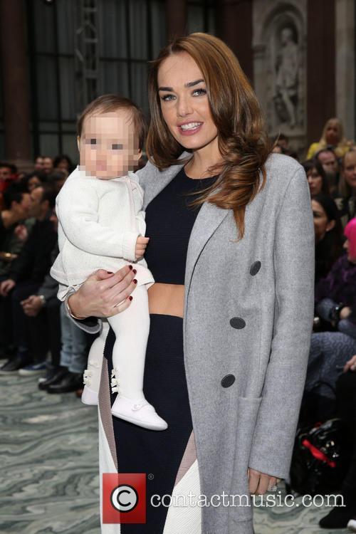 Tamara Ecclestone and Baby Sophia 5