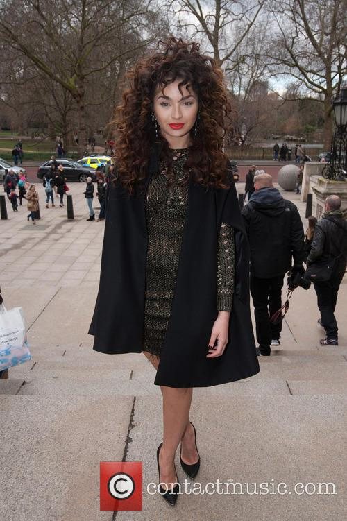 London Fashion Week Autumn/Winter 2015 - Julien Macdonald...