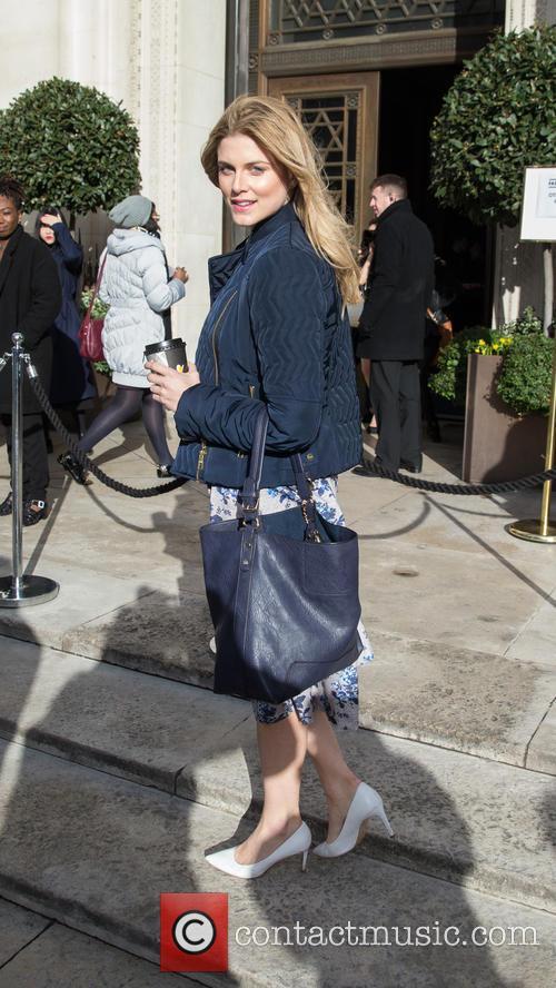 London Fashion Week Autumn/Winter 2015 - Celebrity Sightings...