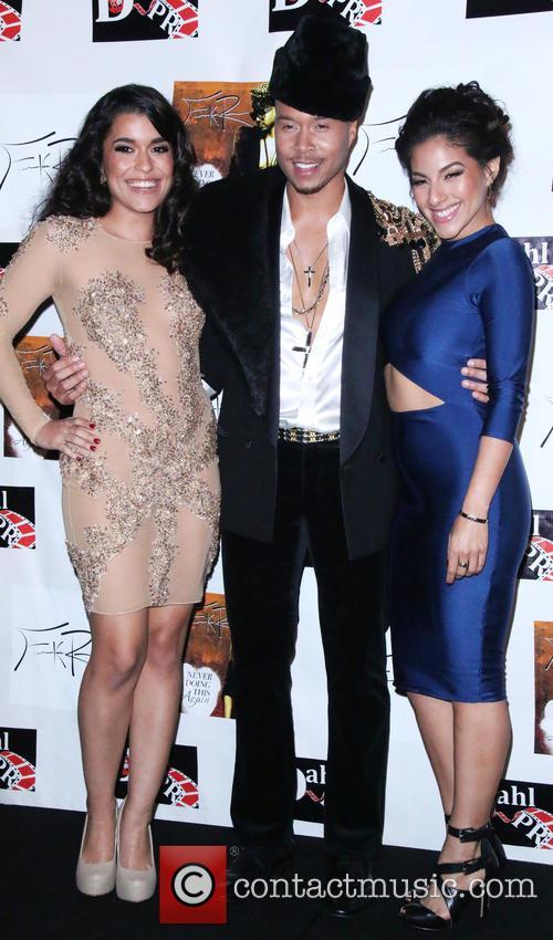 Alicia Sixtos, Frankee Razor and Tracy Perez 4