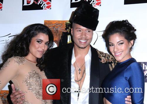 Alicia Sixtos, Frankee Razor and Tracy Perez 5