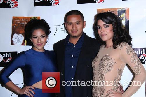 Alicia Sixtos, Olive Sanchez and Tracy Perez 6