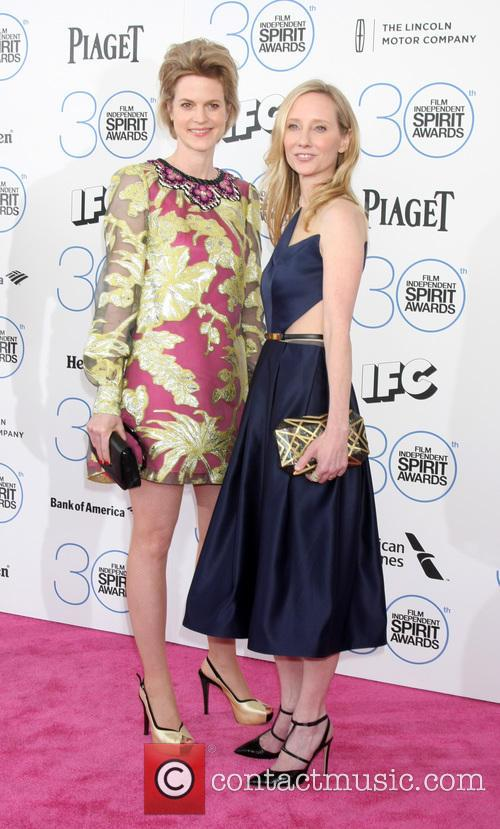 Isabelle Zu Hohenlohe-jagstberg and Anne Heche 6
