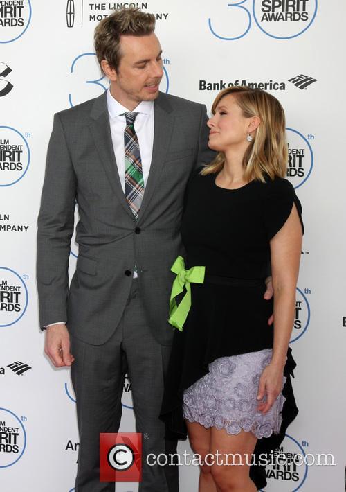 Dax Shepard and Kristen Bell 5
