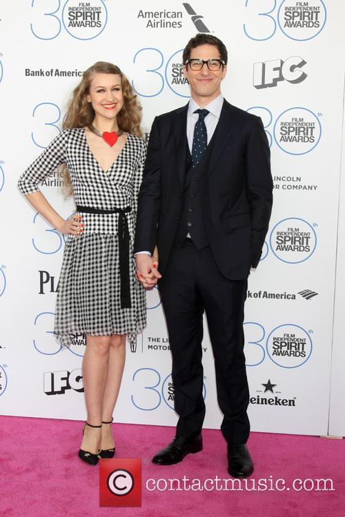 Joanna Newsom and Andy Samberg 3