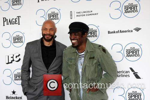 John Ridley, Andre Benjamin and Andre 3000 2