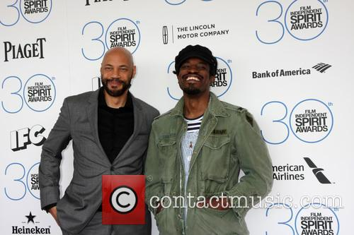 John Ridley, Andre Benjamin and Andre 3000 1