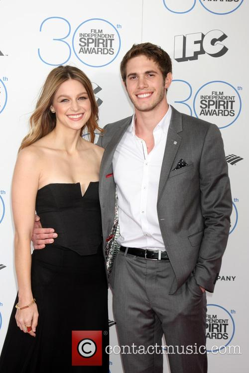 Melissa Benoist and Blake Jenner 4