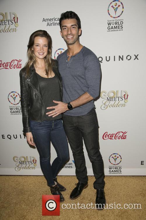 Emily Foxler and Justin Baldoni 2